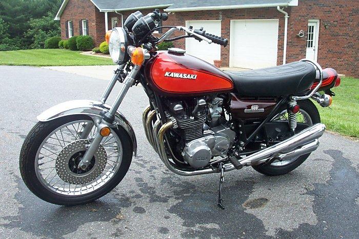 CustomersZ1photoson 1974 Kawasaki 900 Z1